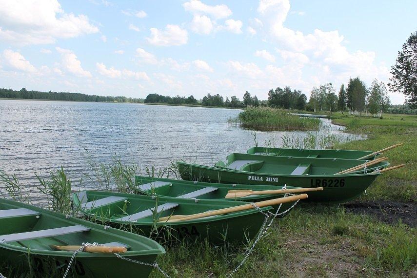 Laivu noma Sasmakas ezerā