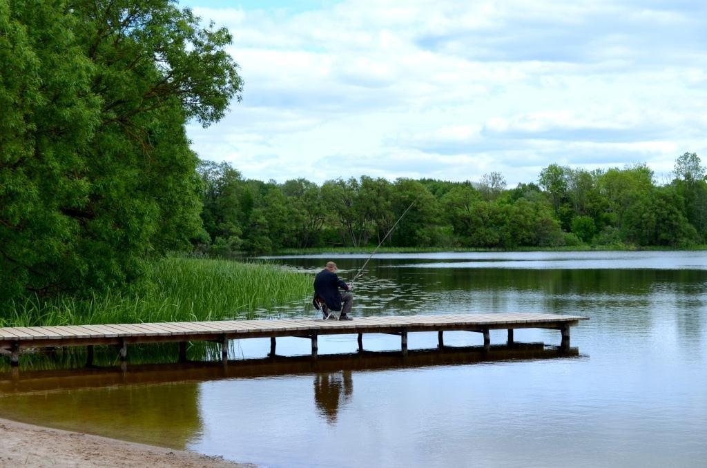 Mundigu ezers