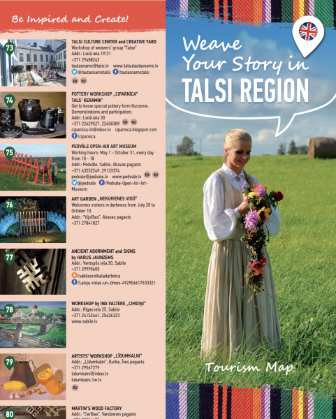 Weave Your Story in Talsi Region (2017)