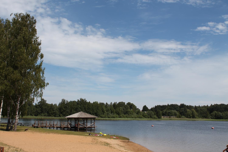 Sasmakas ezera peldvieta