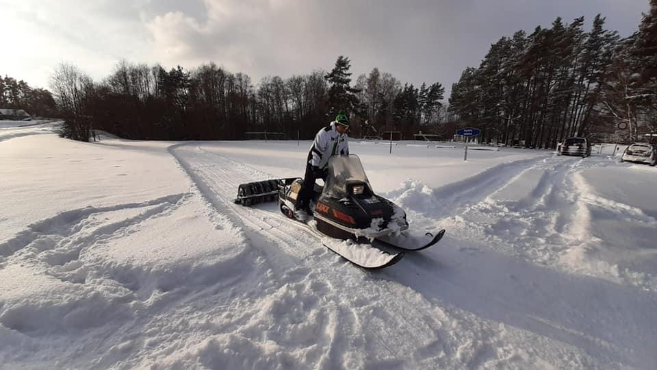 Dodies slēpot Talsu novadā