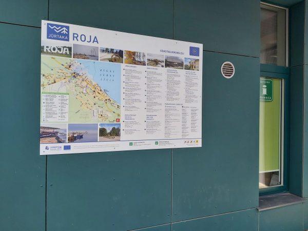Rojas tūrisma informācijas centra attēls