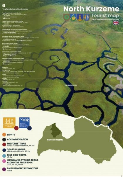 ZKurzemes kartes vāks ENG